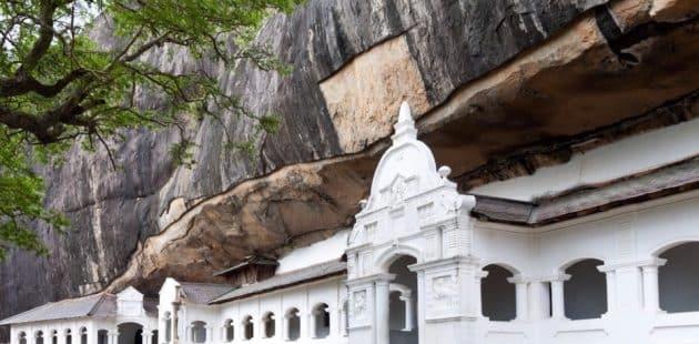 rotstempel in Sri Lanka